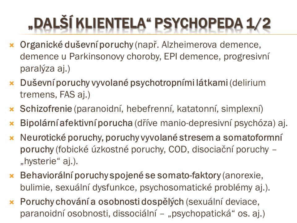 """""""další klientela psychopeda 1/2"""