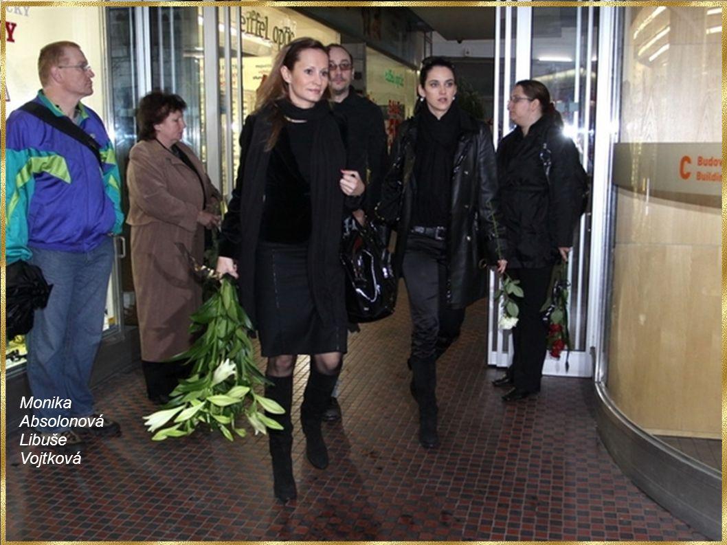 Monika Absolonová Libuše Vojtková