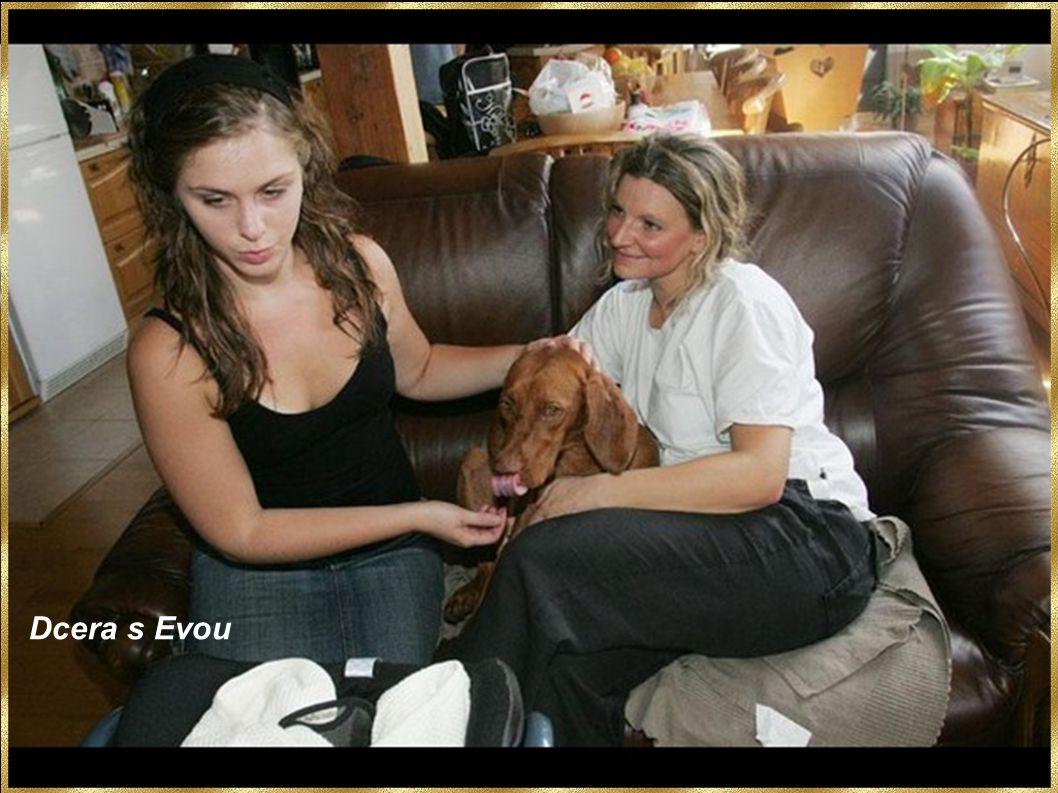 Dcera s Evou