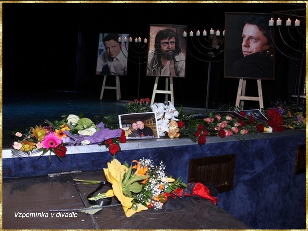 Vzpomínka v divadle
