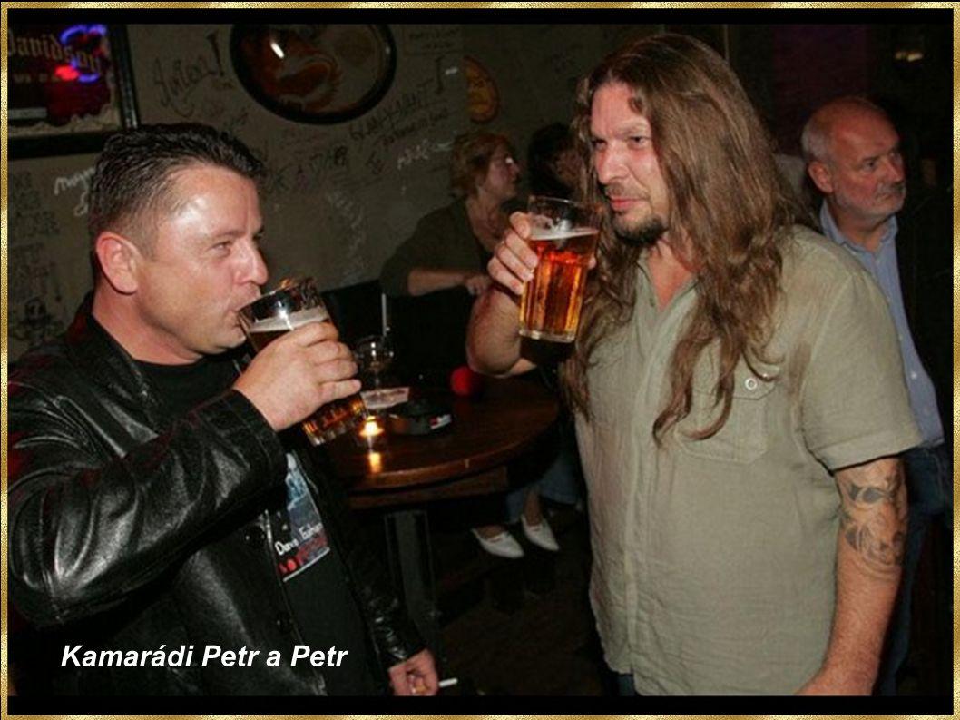 Kamarádi Petr a Petr