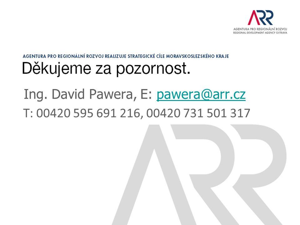 Ing. David Pawera, E: pawera@arr.cz