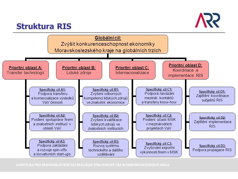 Struktura RIS