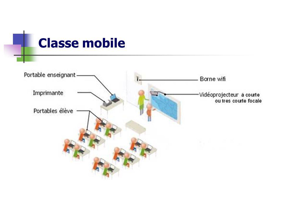 Classe mobile http://www.cndp.fr/agence-usages-tice/temoignages/travailler-en-autonomie-en-sciences-physiques-au-college-1202.htm.