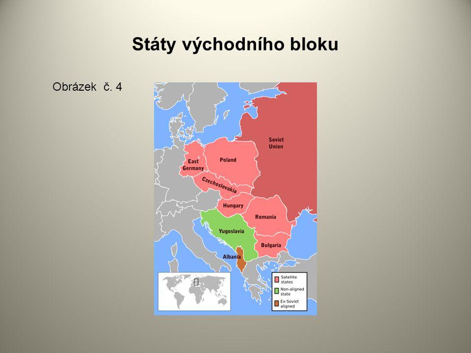 Státy východního bloku