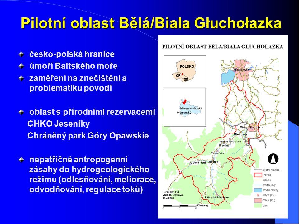 Pilotní oblast Bělá/Biala Głuchołazka