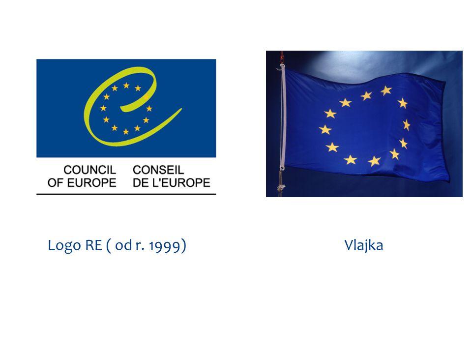 Logo RE ( od r. 1999) Vlajka
