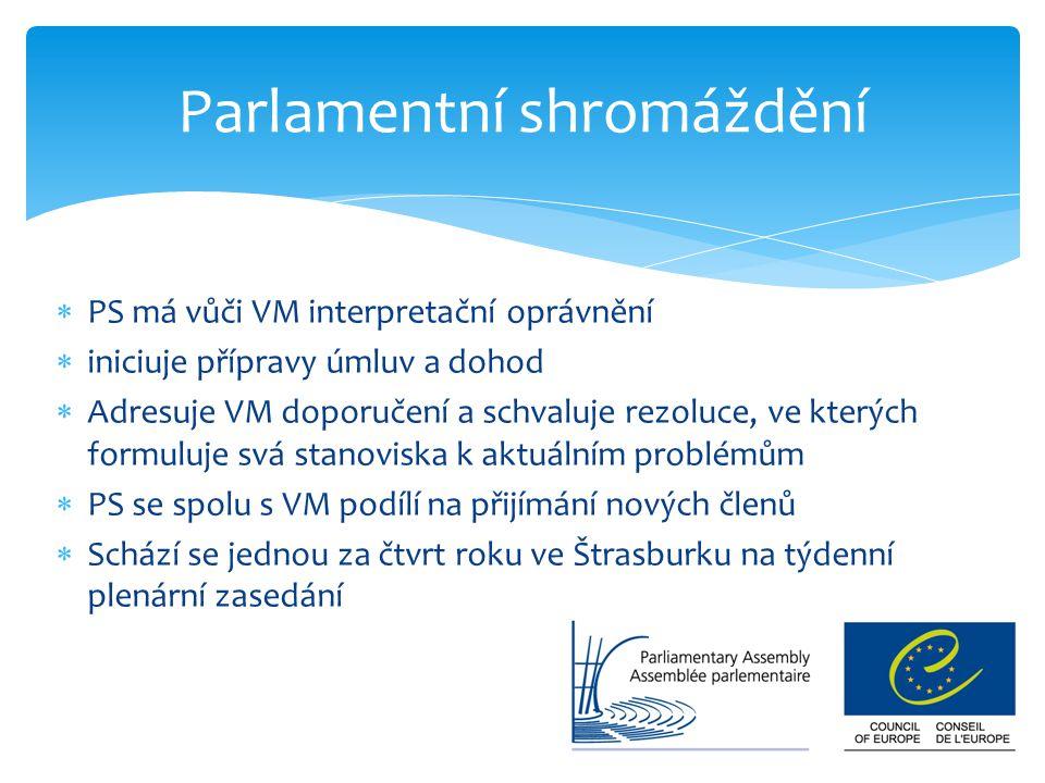 Parlamentní shromáždění