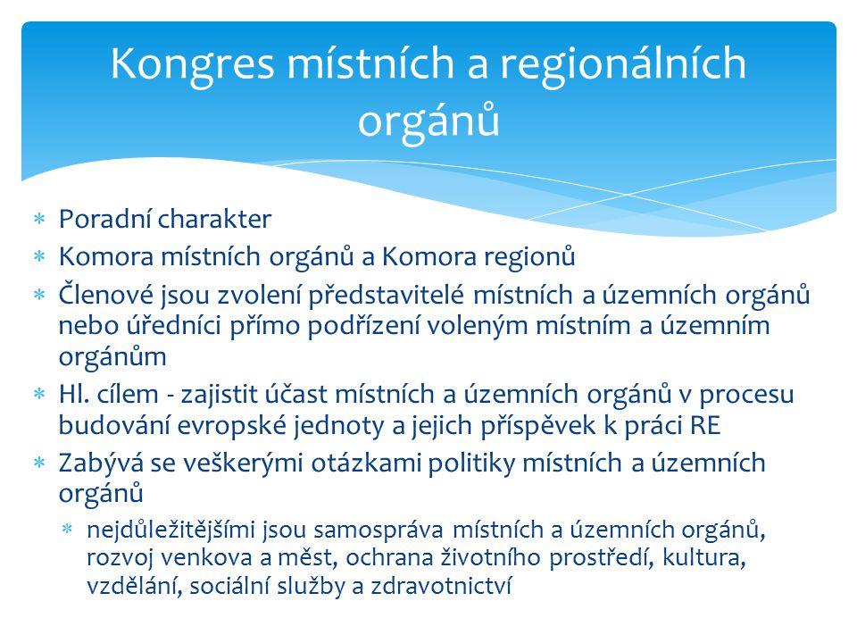 Kongres místních a regionálních orgánů