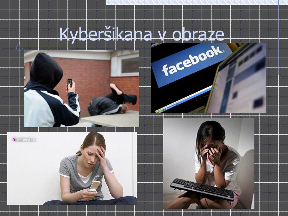 Kyberšikana v obraze