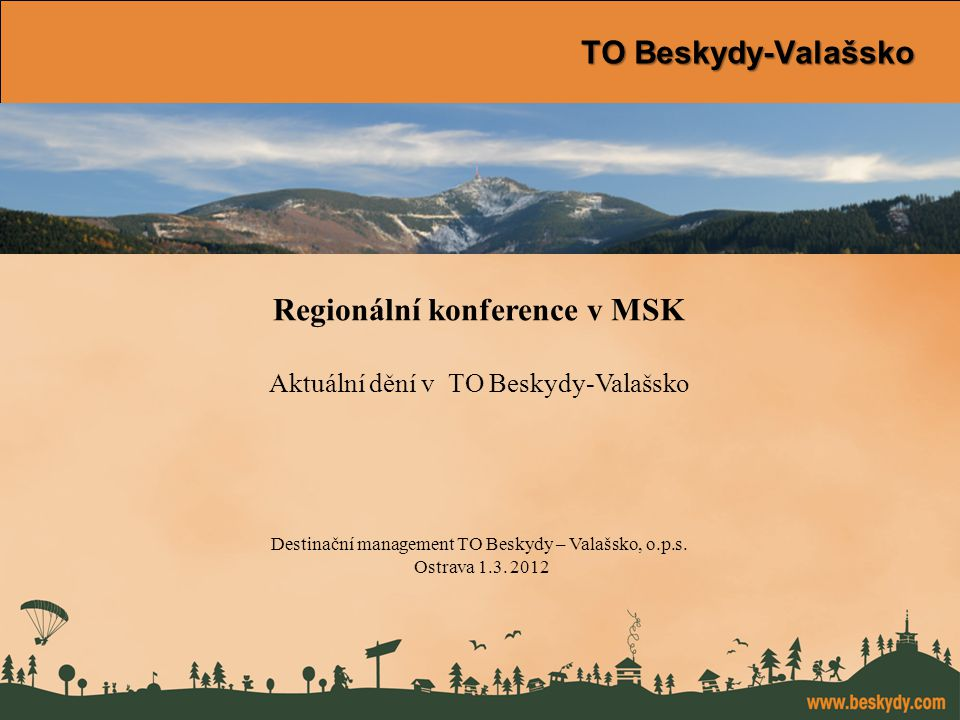 Regionální konference v MSK