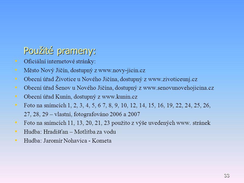 Oficiální internetové stránky: