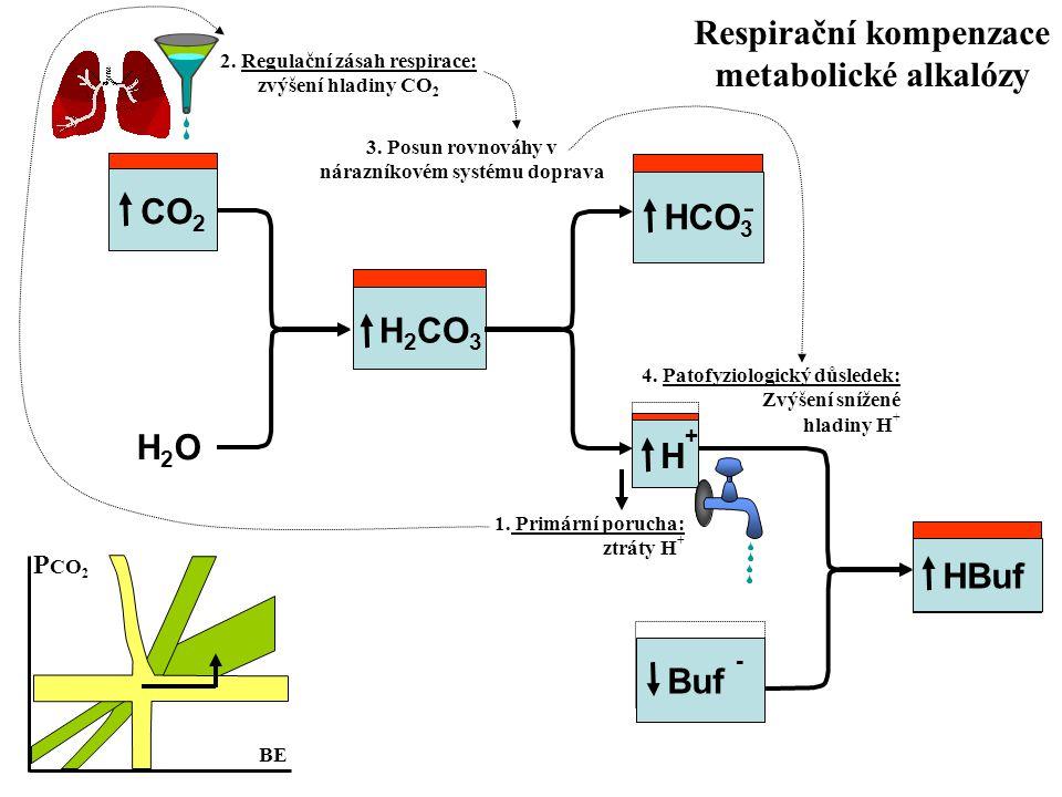Respirační kompenzace metabolické alkalózy