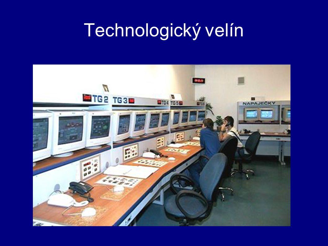 Technologický velín