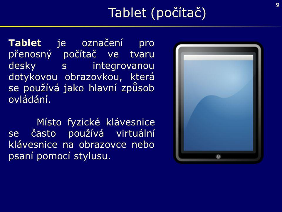 Tablet (počítač)