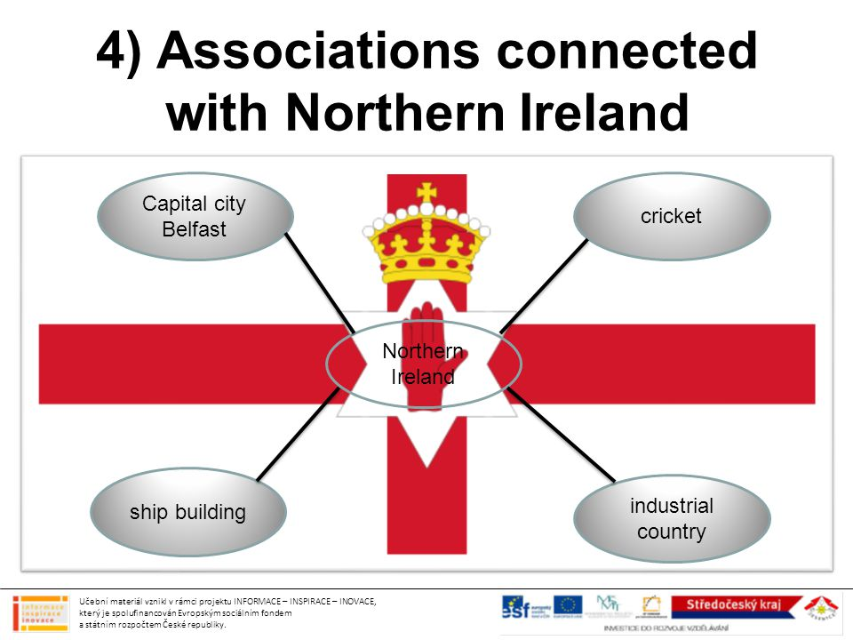 4) Associations connected with Northern Ireland
