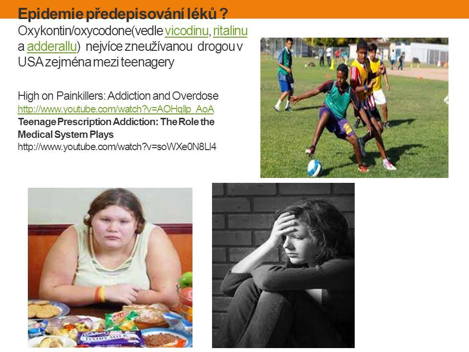 Epidemie předepisování léků