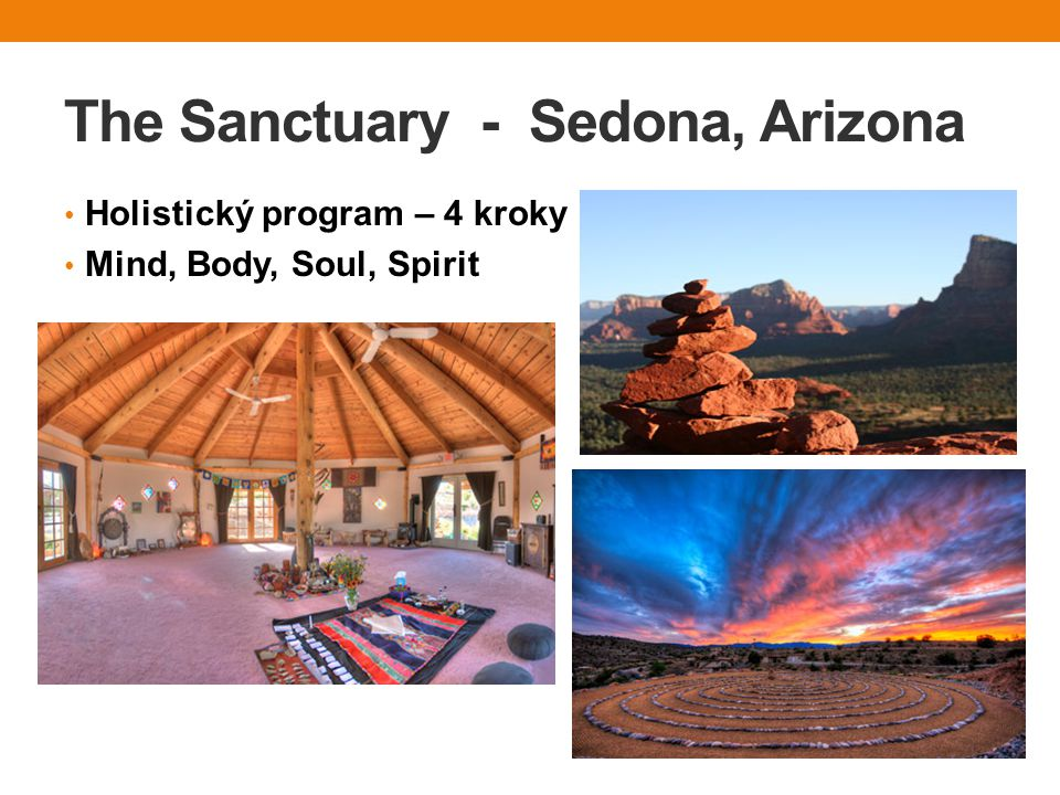 The Sanctuary - Sedona, Arizona