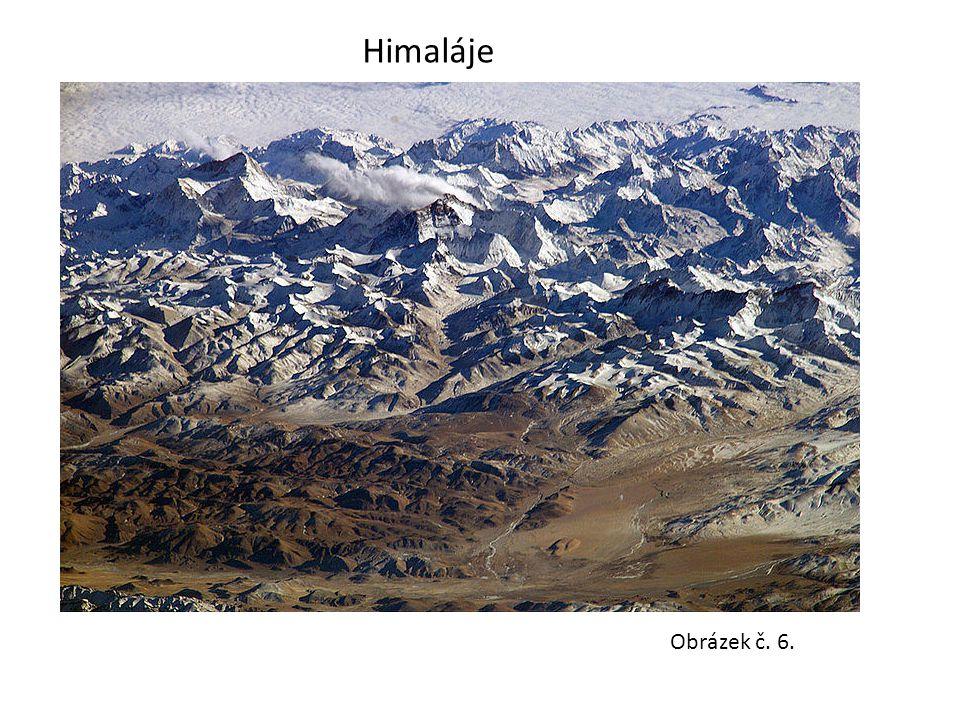 Himaláje Himaláje Obrázek č. 6.