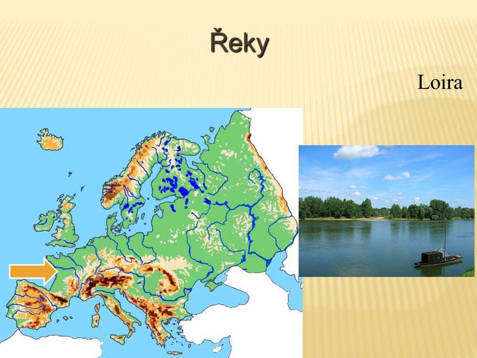 Řeky Loira