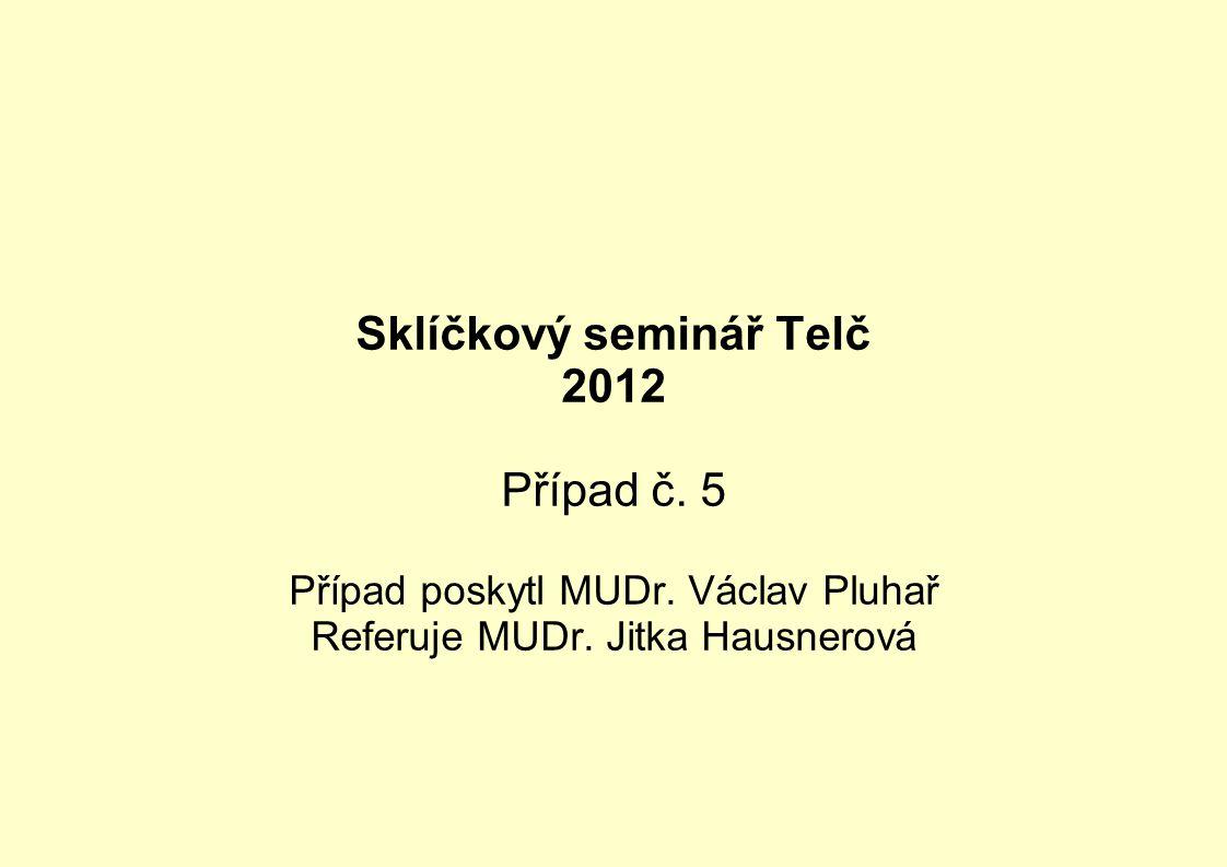 Sklíčkový seminář Telč