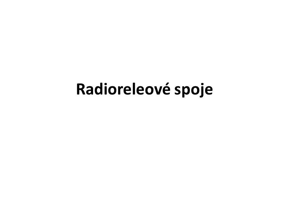 Radioreleové spoje
