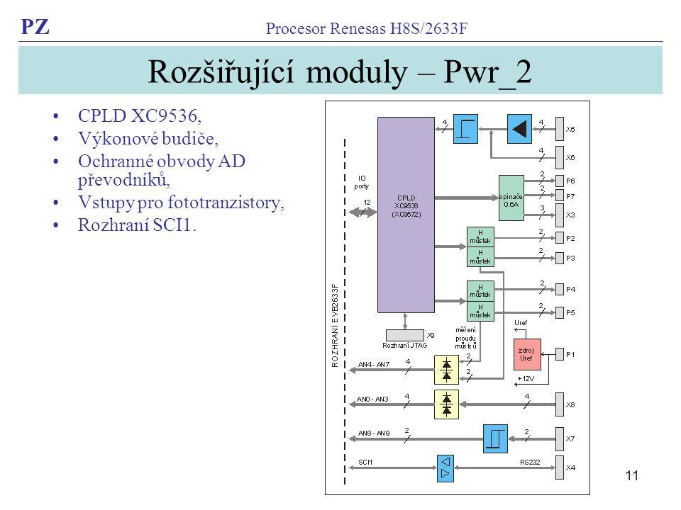 Rozšiřující moduly – Pwr_2