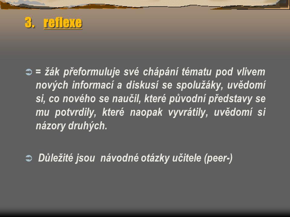 3. reflexe