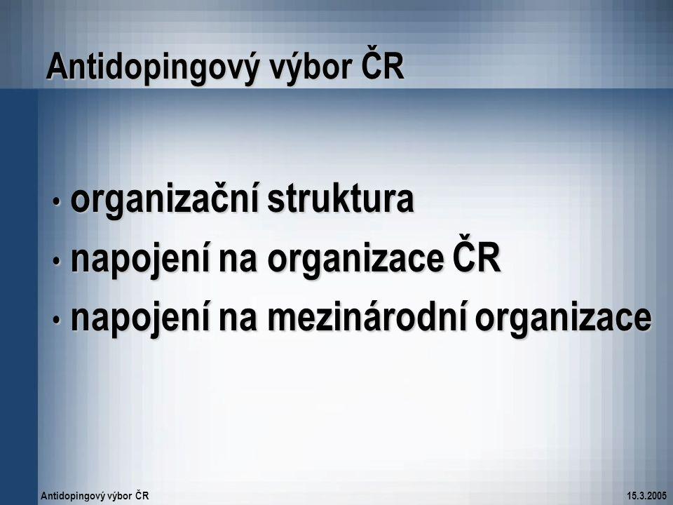 Antidopingový výbor ČR