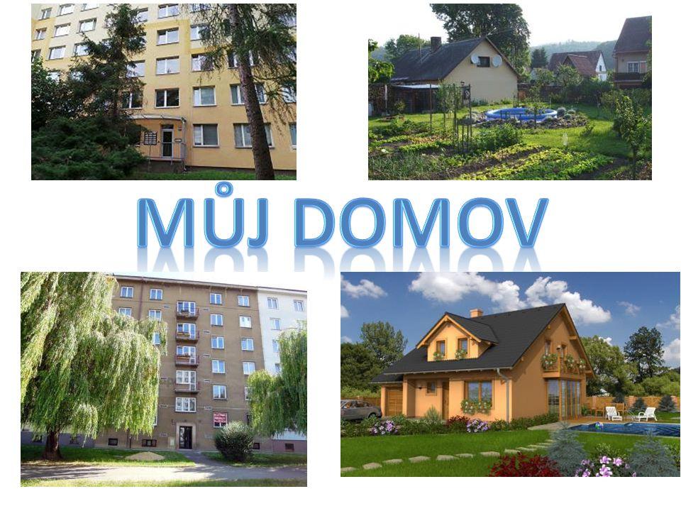 Můj domov