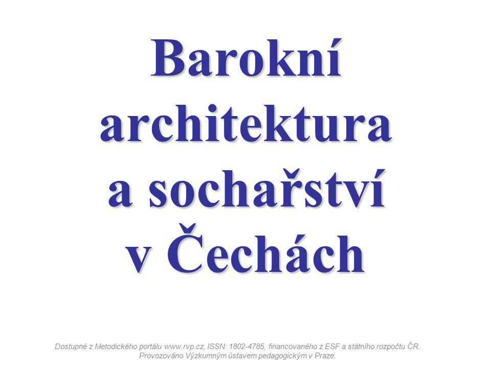 Barokní architektura a sochařství v Čechách