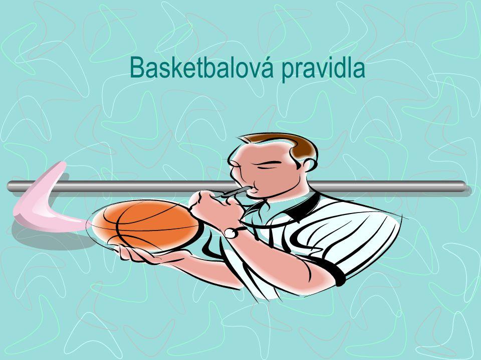 Basketbalová pravidla