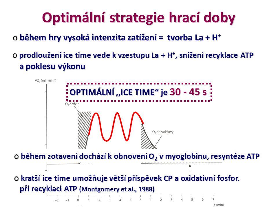 Optimální strategie hrací doby