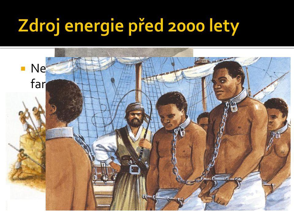 Zdroj energie před 2000 lety