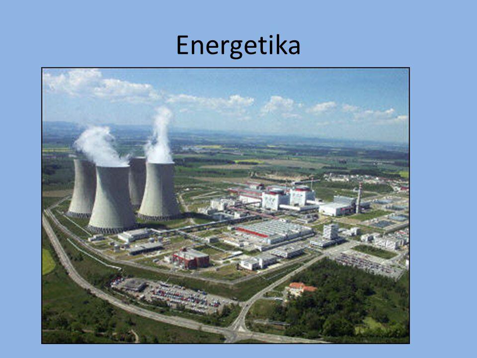 Energetika JETE Temelín