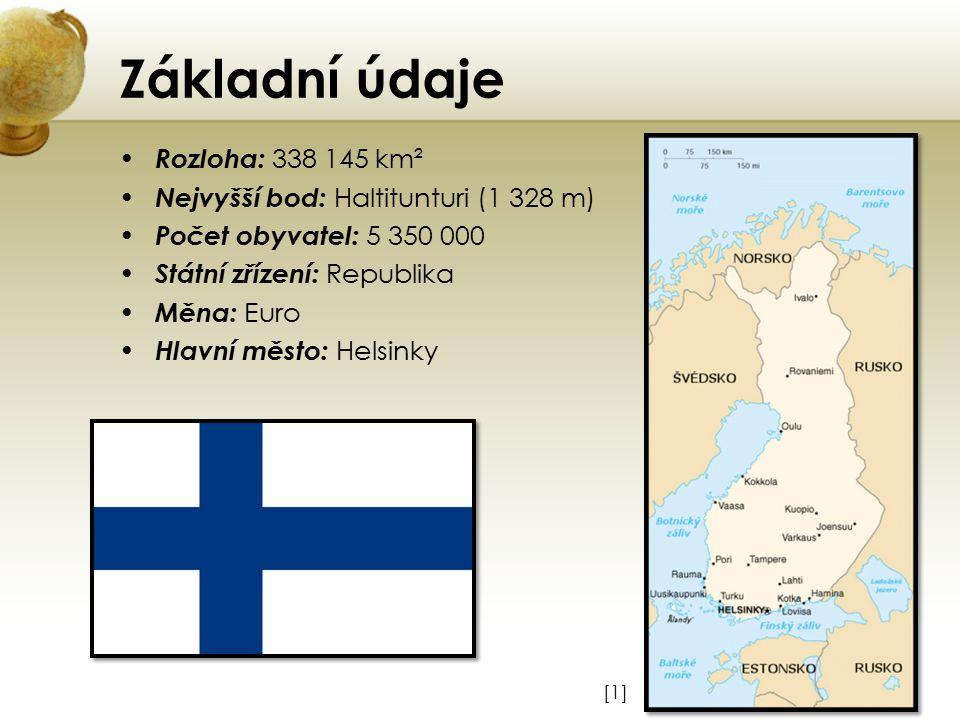 Základní údaje Rozloha: 338 145 km²