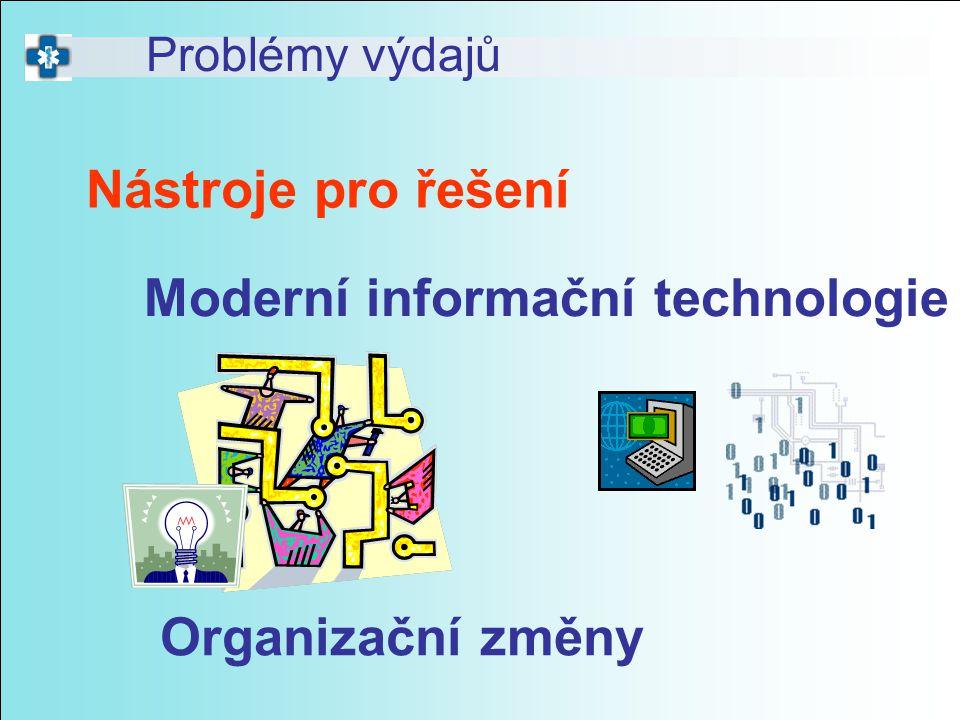 Moderní informační technologie