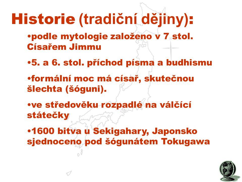 Historie (tradiční dějiny):