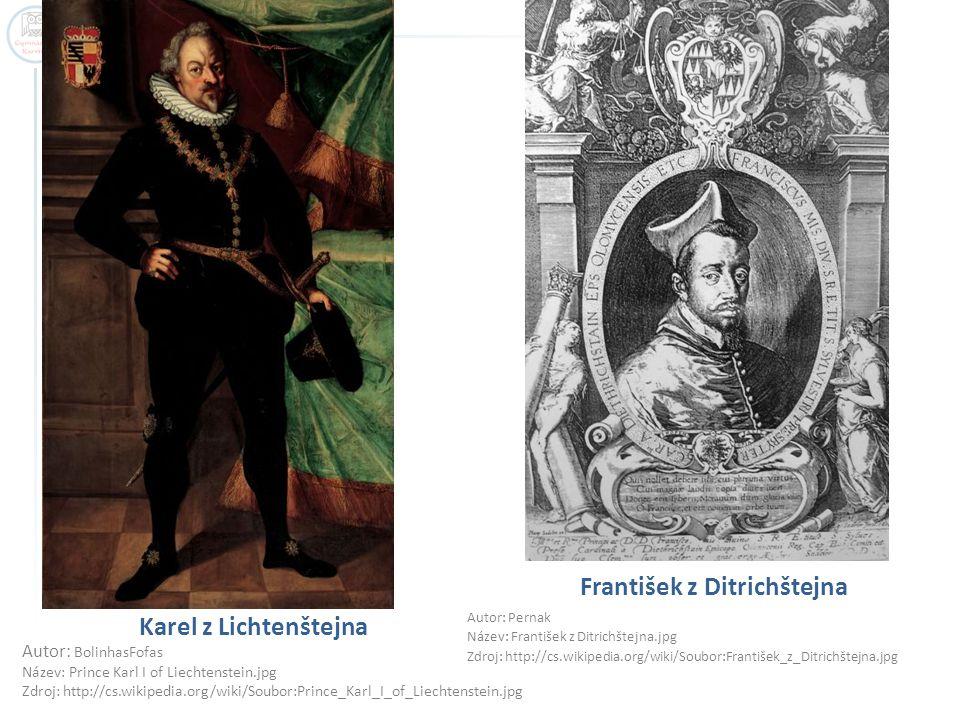 František z Ditrichštejna
