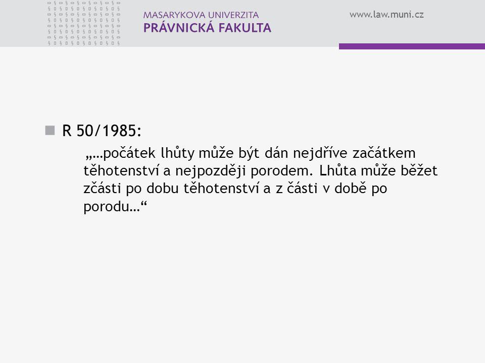R 50/1985: