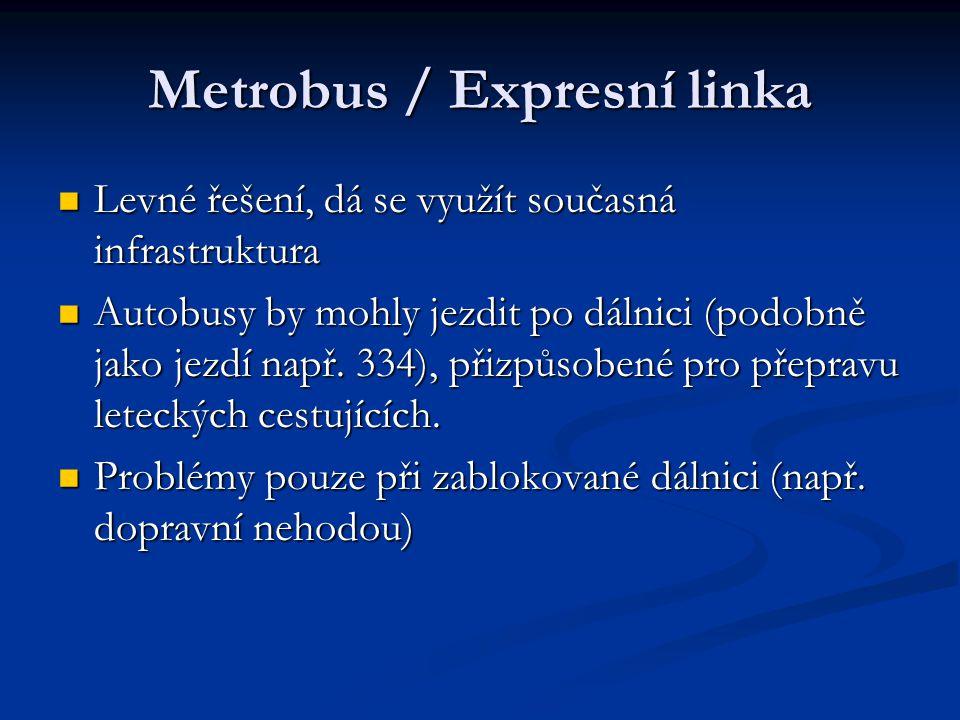 Metrobus / Expresní linka