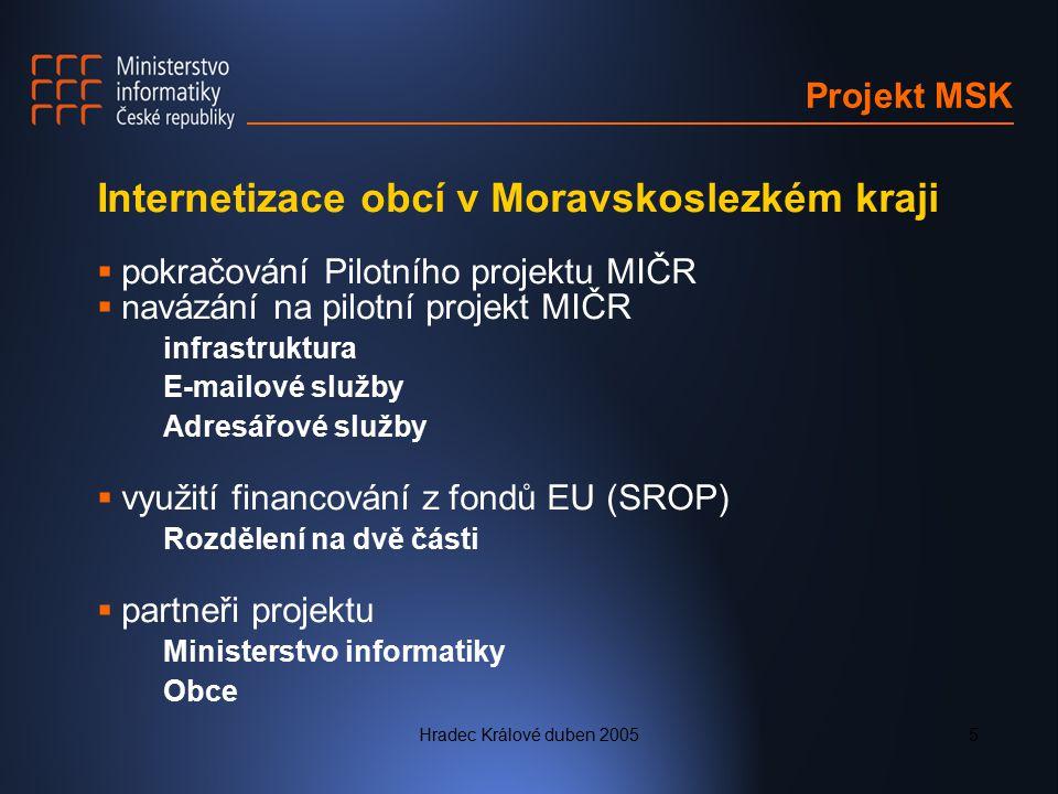 Internetizace obcí v Moravskoslezkém kraji