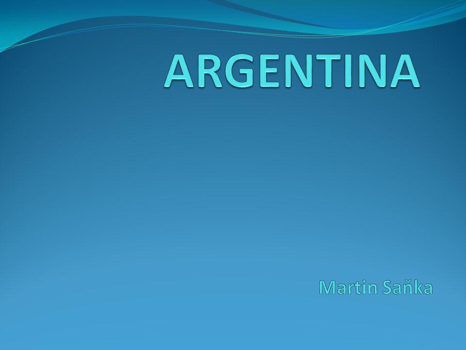 ARGENTINA Martin Saňka