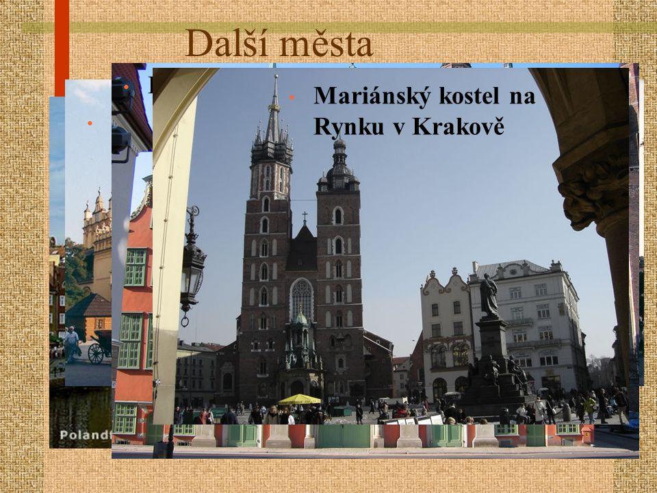 Další města Krolevská kaple v Gdaňsku