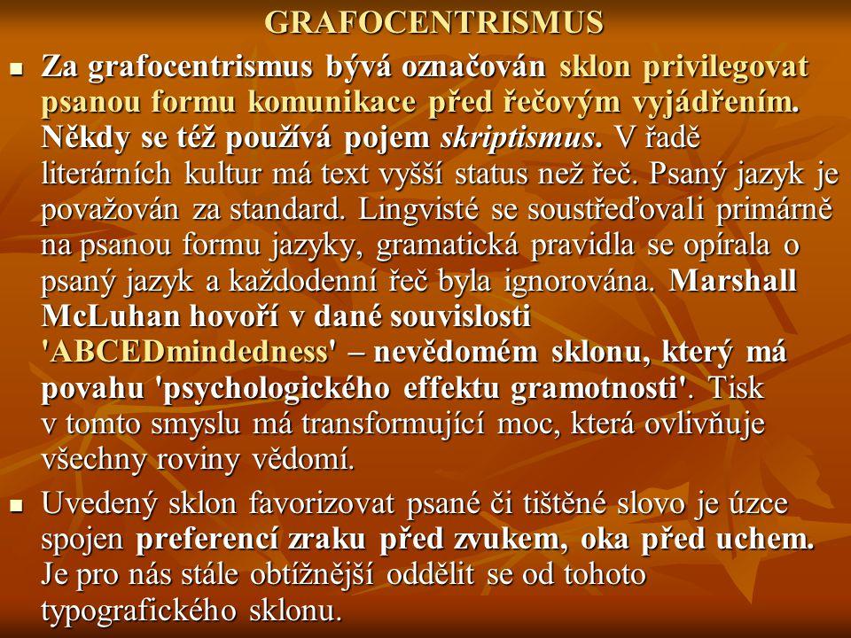 GRAFOCENTRISMUS
