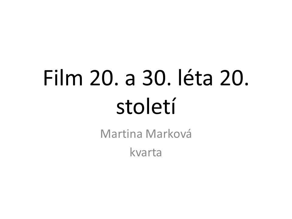 Martina Marková kvarta