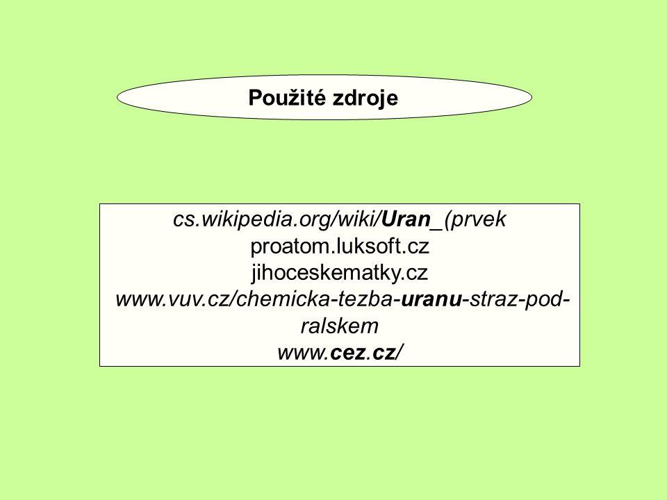 cs.wikipedia.org/wiki/Uran_(prvek