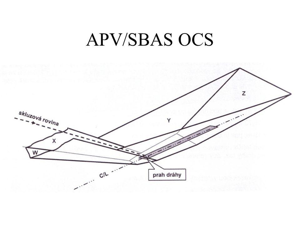APV/SBAS OCS
