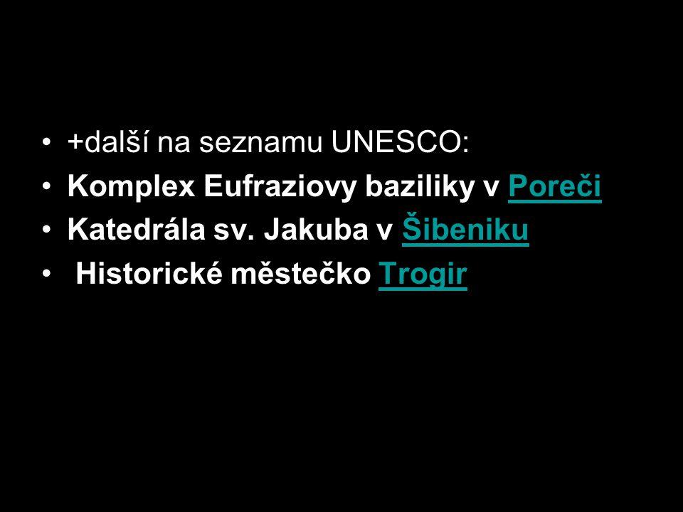 +další na seznamu UNESCO: