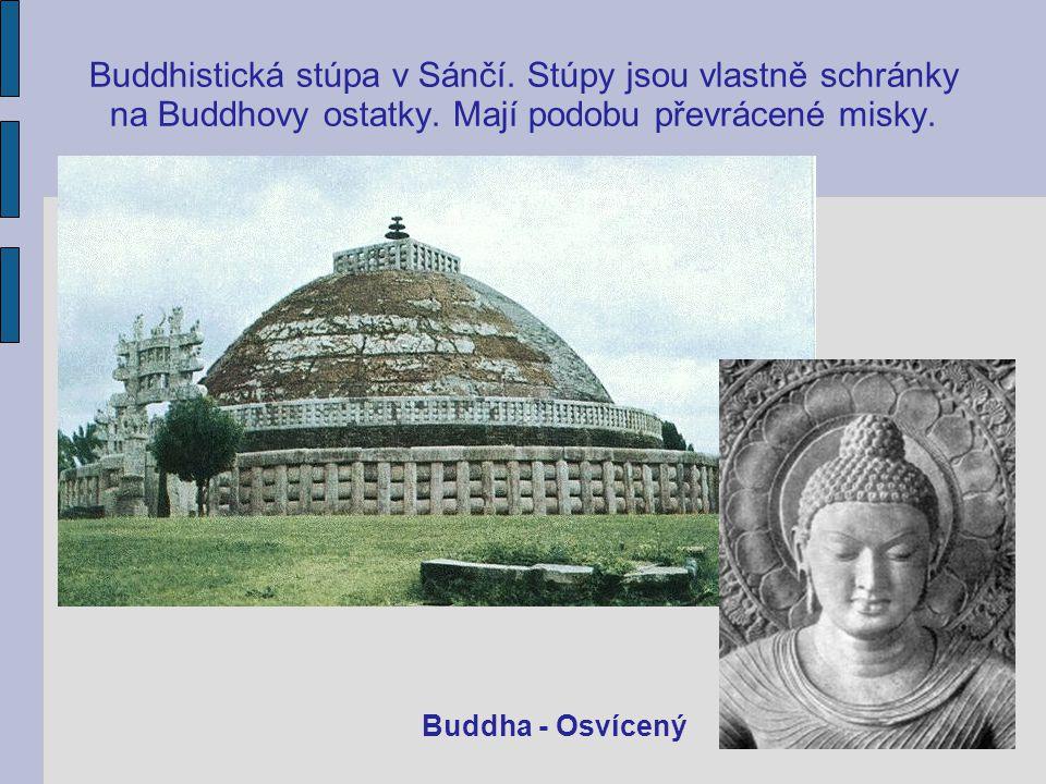 Buddhistická stúpa v Sánčí